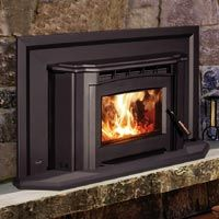 Gas and wood fireplaces, fireplace inserts and freestanding stoves; pellet fireplace inserts and stoves; thermostats, remotes and fan controls; Pellet Fireplace Insert, Wood Burning Fireplace Inserts, Wood Burning Insert, Beautiful Family, Stove, Home Goods, Home And Family, New Homes, Home Appliances