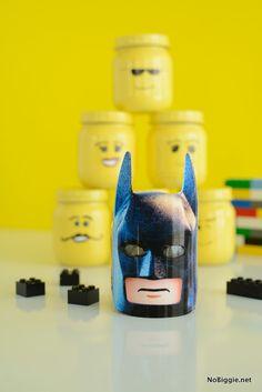 DIY LEGO Batman nigh