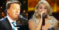 Christian musician Michael W. Smith just paired up with Carrie Underwood to sing a Christian Christmas song 'All Is Well'. And not only are their voices touching, the lyric truly speaks to the soul! Amen!