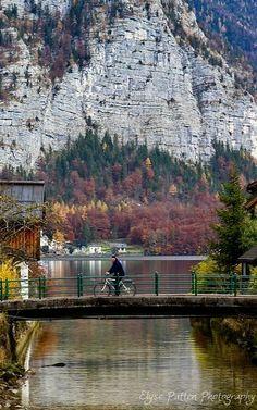 Austrian Alps, Austria | Flickr - Photo by elyse patten