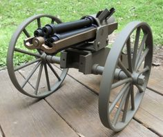 Hotchkiss Revolving Cannon  Save those thumbs & bucks w/ free shipping on this magloader I purchased mine http://www.amazon.com/shops/raeind