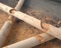 jointing round timbers - Google Search