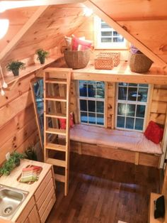 Brittany S Fencl Open House Building Tiny Houses And Interiors