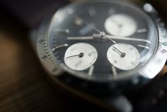 Historical Perspectives: The Very First Rolex Daytona, Explained (Or, What Is A Double-Swiss Underline Daytona?) - HODINKEE Daytona Watch, Rolex Daytona, Perspective, Perspective Photography, Point Of View