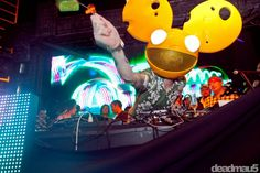 deadmau5 & Kaskade Get Remixed One Deeper