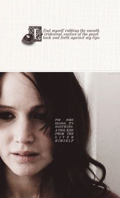 Hunger Games Quote / Catching Fire / Katniss /