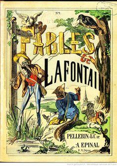 Fables de La Fontaine, n° 1 [-4]. Numéro 1875