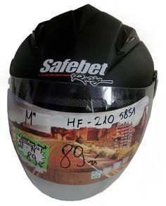 SAFEBET HF 210 FLAT przód motorowex.pl