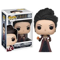 Funko Pop! Regina with Fireball