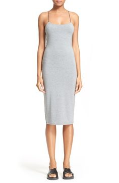 T by Alexander Wang Strappy Tank Dress available at #Nordstrom