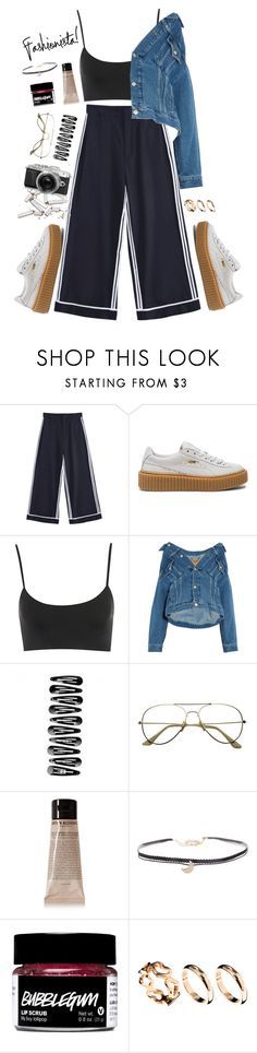 """Untitled #361"" by natasag ❤ liked on Polyvore featuring Retrò, Puma, Balenciaga, Grown Alchemist, Humble Chic and ASOS"