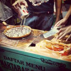 We called this Terang Bulan Food's