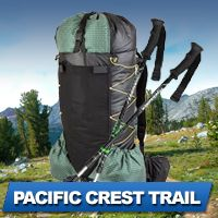 Pacific Crest Trail Thru-Hiking Gear List (13.6 lb Base Weight)