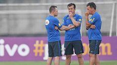 El técnico de Brasil resaltó a su figura, a un día del clásico ante la Argentina en el Monumental; para el delantero de Barcelona será su debut en eliminatorias. Noviembre 11, 2015