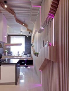 #kitchendesign , #interiordesign, #futuristic