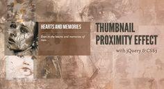 Thumbnail-Proximity-Effect CSS3