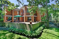 "Check out this article at architecturaldigest.com.  ""On the Market: A Modern Home Near Lake Michigan"""