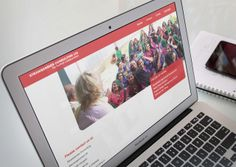 Strawberries Consulting: Website ontwerp, HTML/CSS, CMS