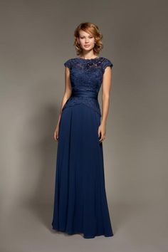 mother's dress for son's wedding