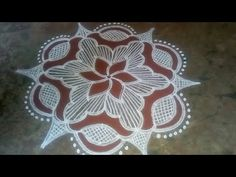Rangoli Kolam Designs, Rangoli Designs Images, Rangoli Ideas, Beautiful Rangoli Designs, Simple Rangoli, Sankranthi Muggulu, Pearl, Make It Yourself, Skirt