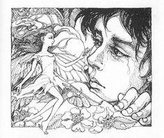 Trina Schart Hyman illustrations for Peter Pan Nature Artists, New Artists, Peter Pan Art, Children's Book Illustration, Book Illustrations, Vintage Classics, Faeries, Childrens Books, Illustrators