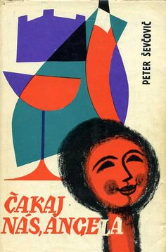 14 Czechoslovakian book cover, 1964 | Flickr - Photo Sharing!