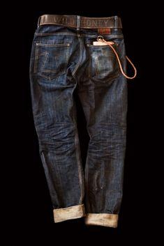 Eat Dust jeans fit 73 Michael Schmidt 1 year wear