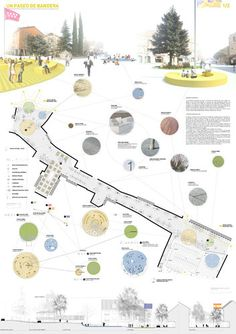 Pedestrian Area in Torrelodones, Madrid. Competition-winning project by Ruben Ramos Jimenez. Click image for full story & visit this board >> http://www.pinterest.com/slowottawa/streets-for-everyone/