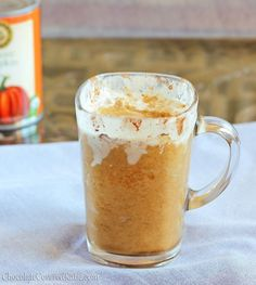 Copycat Starbucks Pumpkin Frappuccinos. I could drink one of these every single day. Check this out at http://porkrecipe.org/posts/Copycat-Starbucks-Pumpkin-Frappuccinos-I-could-drink-one-44700