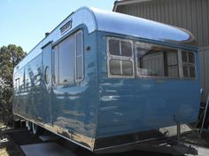 GORGEOUS! 1947 Anderson trailer