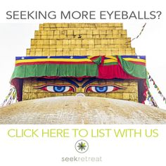 Seek Retreat is the place to find the best yoga retreats with the top instructors to top destinations. http://seekretreat.com/