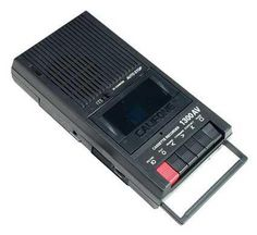 Tape player/recorder