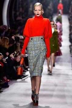 Pin for Later: Dior ohne Raf Simons: Entdeckt die neue Herbst/Winterkollektion