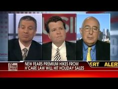 Sticker Shock ==▶ Will ObamaCare Fears Hit Holiday Sales? - YouTube