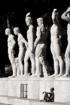 Roma, Stadio dei Marmi
