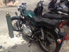 Royal Enfield... Pure English chivalry!