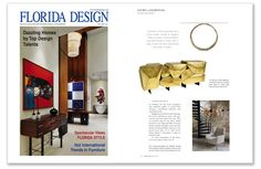 Ginger & Jagger | Florida Design | October 2014 Highlights: Halo | Console http://www.gingerandjagger.com/EN/collection/earth-to-earth/halo--console/ #gingerandjagger #haloconsole #floridadesign