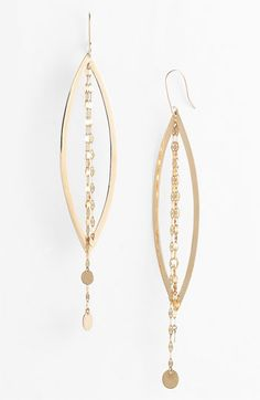 Lana Jewelry 'Stunner' Cascade Earrings available at #Nordstrom