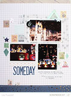 someday | blue note main only by gluestickgirl at @Studio_Calico #SCbluenote