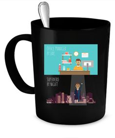 office gifts for dad. Office Manager Coffee Mug 11 Oz. Perfect Gift For Your Dad Gifts Q
