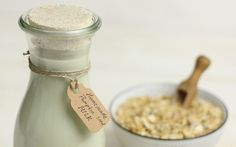 This seasonal seed makes for a creamy, delicious milk that is ideal for enjoying with the granola and fresh fruit.