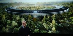 Apple is about to reveal its $5 billion campus to the public  here's what you need to know (AAPL)