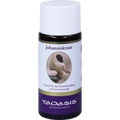 JOHANNISKRAUT BIO Body Oil:   Packungsinhalt: 50 ml Öl PZN: 02124479 Hersteller: TAOASIS GmbH Natur Duft Manufaktur Preis: 5,27 EUR inkl.…