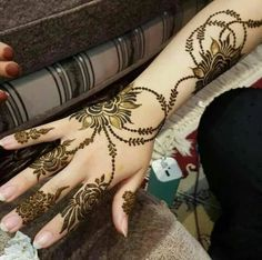 See the wedding henna or indian Mehndi then CLICK VISIT link above for more options Khafif Mehndi Design, Floral Henna Designs, Finger Henna Designs, Mehndi Design Pictures, Beautiful Mehndi Design, Dulhan Mehndi Designs, Mehndi Designs For Hands, Henna Tattoo Designs, Mehndi Images