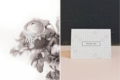 stationery pieces for @Sandra Münster Rose