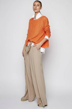 Fashion Trends for Women Over 50 - Fashion Trends Fashion Over 50, Look Fashion, Fashion Outfits, Womens Fashion, Fashion Design, Fashion Trends, Fashion Details, Fashion Fashion, Street Mode