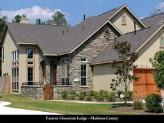 Coronado Stone Products - All Projects - Eastern Mountain Ledge