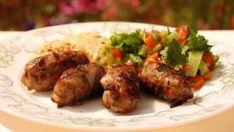 Evde en kolay salça nasıl yapılır? Köy usulü salça yapmanın püf noktaları Turkish Recipes, Ethnic Recipes, Meatball Recipes, Baked Potato, Salsa, Good Food, Food And Drink, Peach, Sweets