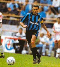 Giuseppe Bergomi, Internazionale (1979-1999)