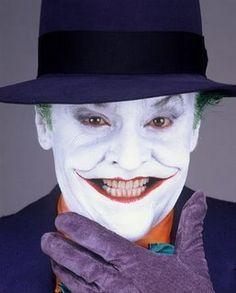 Batman (1989), Jack Nicholson as The Joker